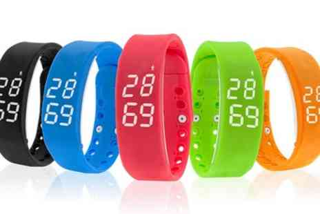 Groupon Goods Global GmbH - One or Two Kids Activity and Sleep Tracker in Choice of Colour - Save 64%