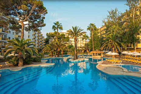 Iberostar Alcudia Park - Four Star All Inclusive Resort with Direct Beach Access - Save 67%