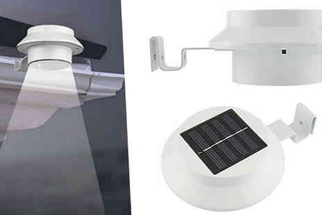 We can make it - Solar Gutter Led Lights - Save 86%
