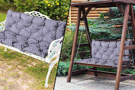 MHStar Uk - Swing Chair Cushion Replacement Available in 2 or 3 Seater - Save 0%