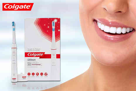 Electrics Warehouse - Colgate C350 ProClinical electric toothbrush - Save 56%