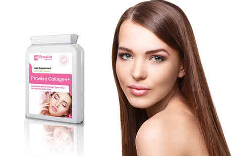 Prowise Healthcare - One month supply of collagen plus capsules - Save 48%