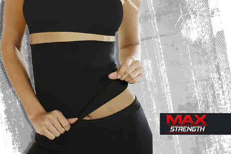 Max Strength - Slimming ab belt - Save 80%