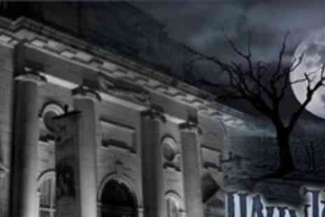 Haunted Evenings - Ghost Hunt at Nottingham's Galleries of Justice on Saturday 9 June - Save 51%