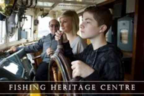 Fishing Heritage Centre - Annual Family Pass - Save 63%