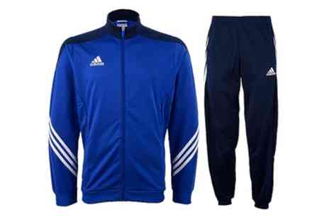 Groupon Goods Global GmbH - Adidas Sereno Junior Tracksuit in Choice of Size and Colour - Save 50%