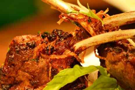 Mayur - Two Course Indian Meal with Rice or Naan for Two or Four - Save 49%