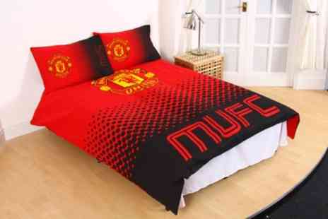 Groupon Goods Global GmbH - Official Football Club Bed Linen - Save 20%