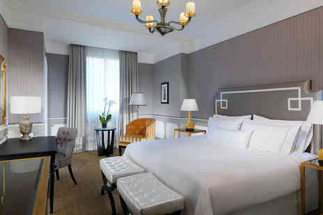 Westin Palace - Five Star Historic Luxury Hotel Stay For Two in the Fashion Capital - Save 80%