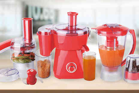 Home Decor Online - 400W Multifunction 7 in 1 Food Processor - Save 42%