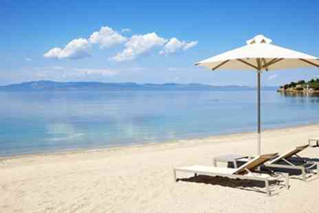 Inspired Luxury Escapes - Luxury Greece Holiday with Meals & Suite - Save 0%