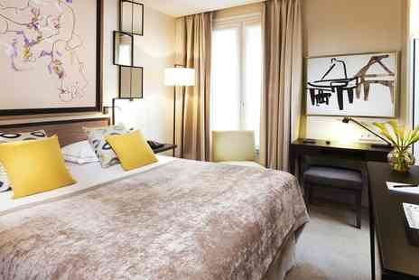 Hotel Balmoral - Paris Stay near Champs Elysees with Louvre Tickets - Save 0%