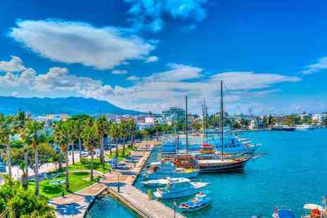 Bargain Late Holidays - Four or Seven night all inclusive Kos break including flights - Save 22%