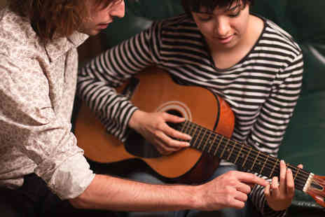 Yamaha Music School Tyneside - One hour guitar or singing lessons - Save 0%