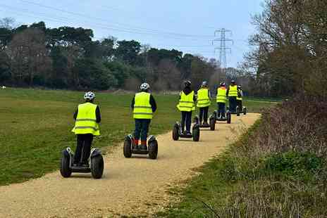 Dorset Activities - One hour Segway tour of Upton Country Park, Poole - Save 46%