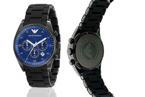 Gray Kingdom - Mens Armani watch, with a limited number available - Save 73%