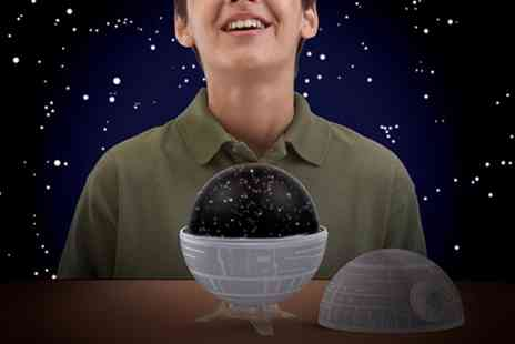 Groupon Goods Global GmbH - Star Wars Science Death Star Planetarium  - Save 30%