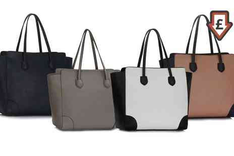 Groupon Goods Global GmbH - Womens Large Tote Bag - Save 61%