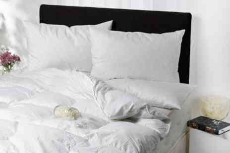 Groupon Goods Global GmbH - Natural Sleep Duck Feather and Down Duvet Set - Save 0%