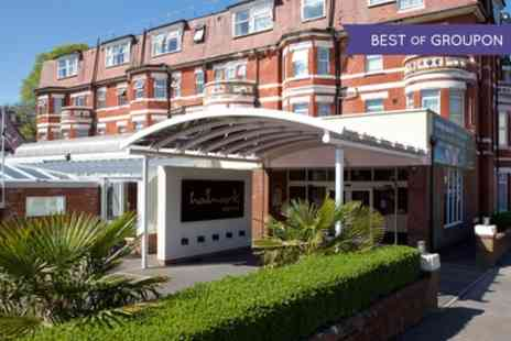 Hallmark Hotel - One or Two Nights Stay for Two with Prosecco and Option for Dinner - Save 0%