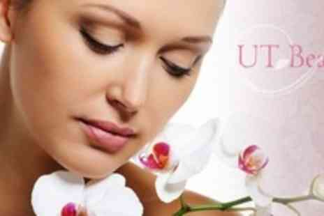 UT Beauty - Diamond Tip Microdermabrasion and Facial Plus Mesotherapy - Save 77%