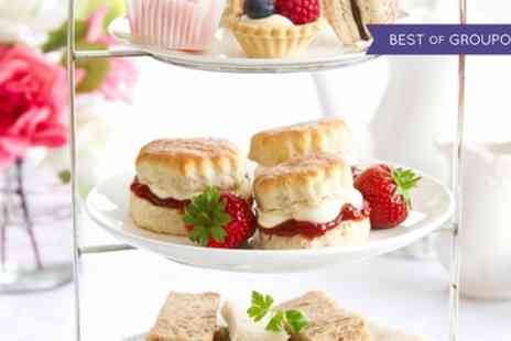 Cockliffe Country House Hotel - Afternoon Tea for Two or Four - Save 50%