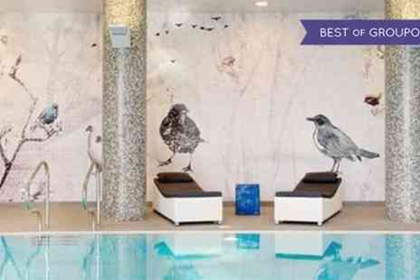 Serenity - Deluxe Spa Day for One or Two at Serenity, Radisson Blu East Midlands Airport Hotel - Save 58%