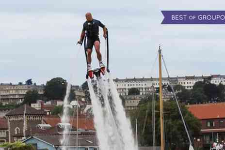Big Crazy - Flyboarding Experience - Save 18%