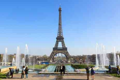 Weekender Breaks - Paris Trip Only or Up to 3 Nights with Eurostar Tickets and Option for Tours - Save 0%