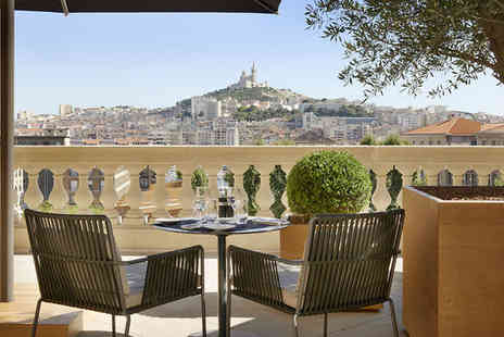 Hotel Dieu - Five Star Grand Hotel Stay For Two by Historic Panier District - Save 75%