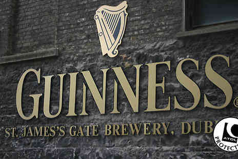 Tour Center - Two Night Hotel Stay With Flights & Guinness Storehouse Tour - Save 43%