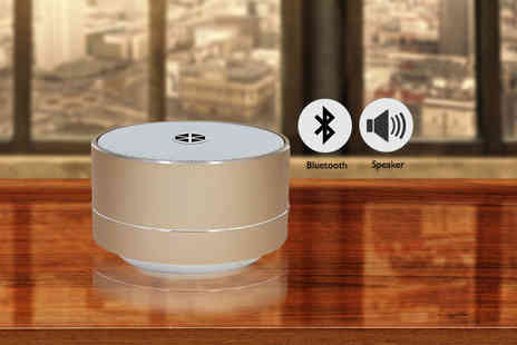 Ckent - Portable wireless Bluetooth speaker - Save 36%