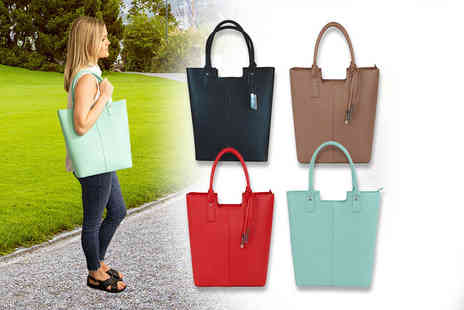 Urban Country Bags - Upright work bag choose from nine colours - Save 64%