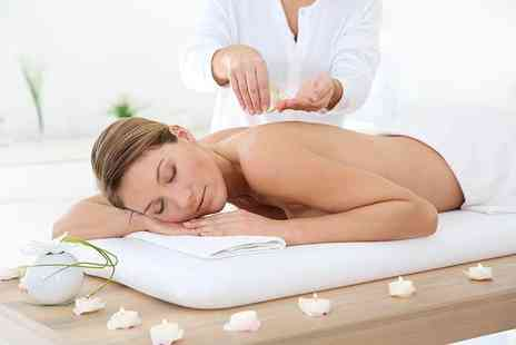 CA Underground - Reflexology treatment or 45 or 60 minute full body massage or 60-minute bamboo massage - Save 62%