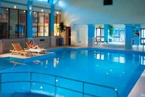 Marriott Breadsall Priory - £20 Indulgence Day For Two inc 20% off Treatments - Save 60%