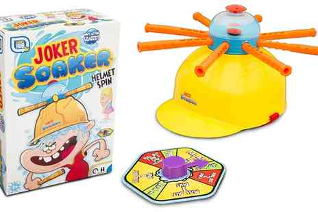 Groupon Goods Global GmbH - One or Two Joker Soaker Games - Save 58%