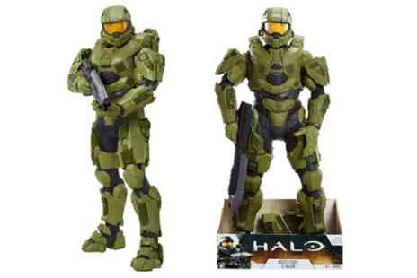 Groupon Goods Global GmbH - Jakks Pacific Big Figs Halo Master Chief Collectible Figure - Save 0%