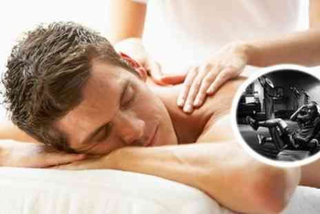The Vibro Suite - £25 Vibroplate and Deep Tissue Massages plus 3 Vibroplate Sessions - Save 79%