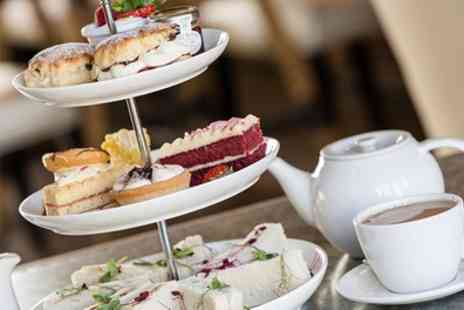 Old George - Afternoon Tea for Two - Save 0%