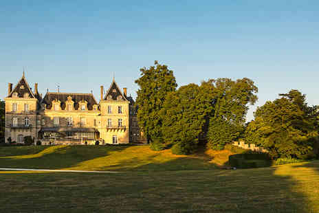 Chateau de Mirambeau - Five Star Renaissance style Castle in Famous Wine Region - Save 33%