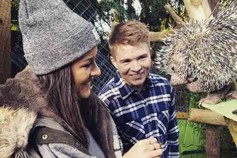 Hemsley Conservation Centre - Meet the Porcupines - Save 0%