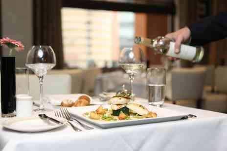 Edmunds - Two or three course French fine dining lunch with a hot drink for two - Save 59%