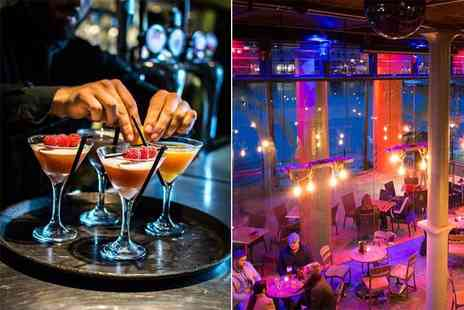 Panam Restaurant & Bar - Delicious cocktails of your choice for two - Save 57%