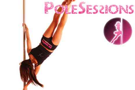 Pole Sessions - £20 Course of 6 One Hour Pole Dancing Lessons - Save 63%