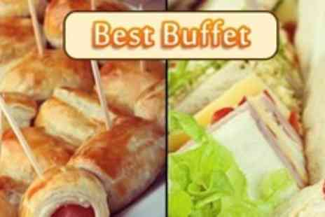 Planet Play - Catered Buffet For Fifteen With Home Made Sausage Rolls, Salads, and Pasta - Save 62%