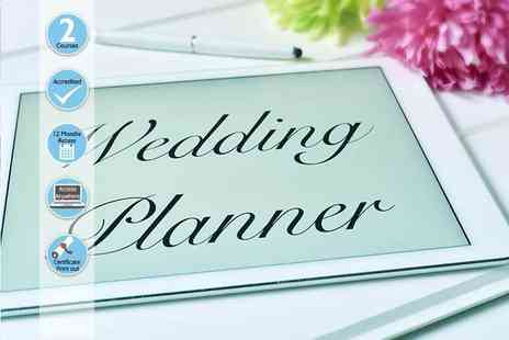 EventTrix - Online wedding planner and business start up course bundle - Save 94%