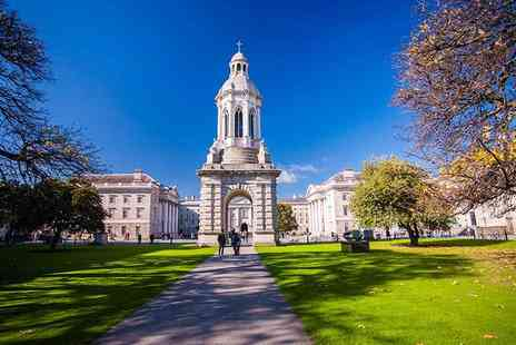 Cheap Cost Holidays - Two night Dublin break with flights and choice of Guinness Storehouse tour, Old Jameson Distillery, or Hop on Hop off Tour City Sightseeing - Save 39%