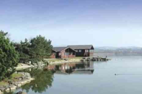 Pine Lake Resort - In Lancashire Two Night Lodge Stay For Up to Six from 24 June to 31 July 2012 valid Fridays and Saturdays - Save 38%