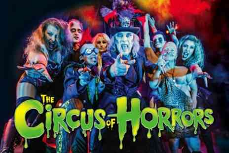 The Circus of Horrors - One ticket to see The Circus of Horrors on 24 October To 23 November - Save 50%