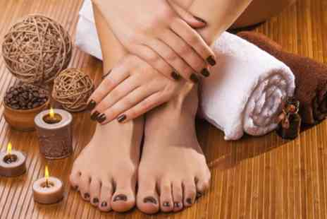 The Chelsea Day Spa - Gel Manicure, Pedicure or Both - Save 64%